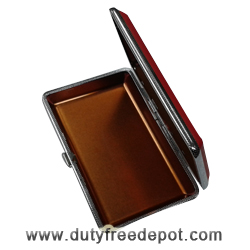 Electronic Cigarette Case Red