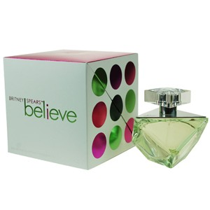 Britney Spears Believe Eau De Parfum For Women (100 ml./3.4 oz.)