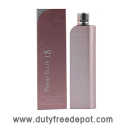 Perry Ellis 18 Edp Perfume For Women 100ML