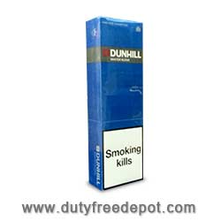 Dunhill Blue Masterblend King Size Cigarette