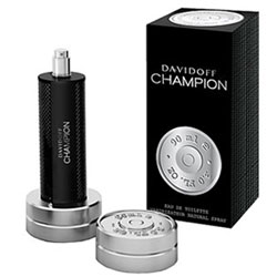 Davidoff Champion Eau De Toilette  For Men (90 ml./3 oz.)