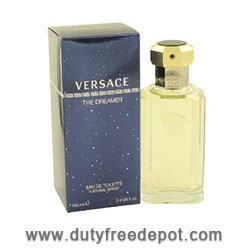 Versace The Dreamer Eau De Toilette Spray (100 ml./3.4 oz.)