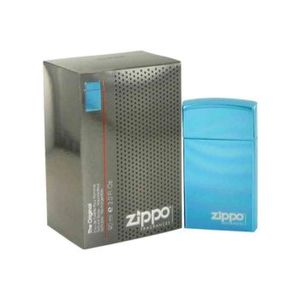 Zippo The Original Blue  Eau De Toilette  For Men (50 ml./1.7 oz.)