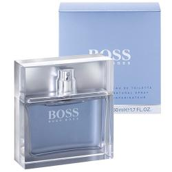 Hugo Boss Pure Eau De Toilette  For Men (75 ml./2.5 oz.)