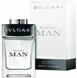 Bvlgari Man Eau De Toilette(100 ml./3.4 oz.)
