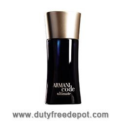 Giorgio Armani Armani Code Ultimate Eau de Toilette For Men Spray 75ml