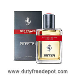 Ferrari Red Power Intense  - Perfume Masculino Eau De Toilette (125 ml./4.2 oz.)
