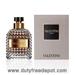 Valentino Uomo Eau De Toilette Spray For Men (100 ml./3.4 oz.)