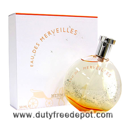 Hermes Eau Merveilles Eau de Toilette Spray for Women 50 ml