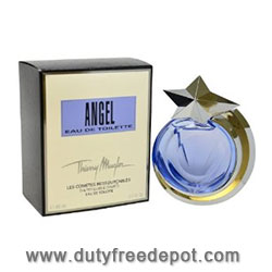 Thierry Mugler Angel Eau de Toilette Spray for Women 80 ML