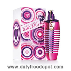 Justin Bieber Next Girlfriend EDT 100ml