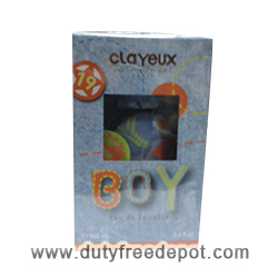 Clayeux Eau De Toilette For Boys (100 ml./3.4 oz.)