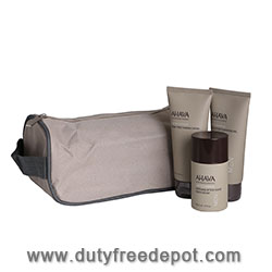 Ahava Face Cream + Hand Cream + Travel Kit (100x2+50ml)