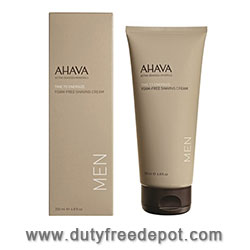 Ahava Shaving Cream (200 ml./6.7 oz.)