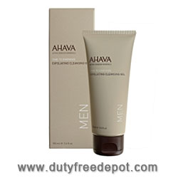 Ahava Cleansing Gel For Men  (100 ml./3.4 oz.)