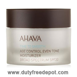 Ahava Age Control Moisturizing Cream Broad Spectrum SPF20 (50 ml./1.7 oz.)