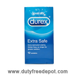 Durex Extra Safe 12 Condoms (12 Unit)