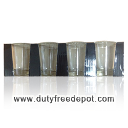 4 Shot Glasses For Liqueurs