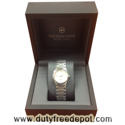 Victorinox Swiss Army Victoria Eggshell Ladies Watch (Model 241513)