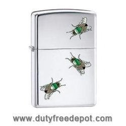 Zippo Lighter 24881 High Polish Chrome