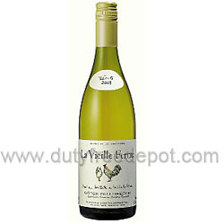 La Vieille Ferme Cotes Du Luberon French White Wine  (75 CL )